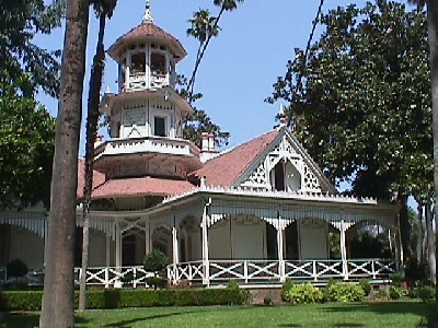 Historic structures the arboretum for Queen anne cottage house plans