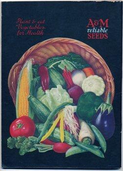 Aggeler & Musser 1937 catalog back cover