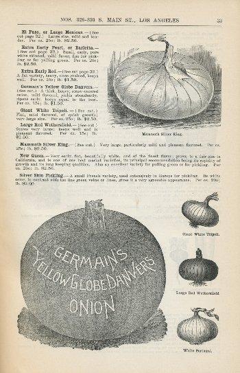 Germain Seed Company 1888, p. 33